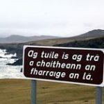 Rangannaí Gaeilg' Acla - Achill Irish Classes