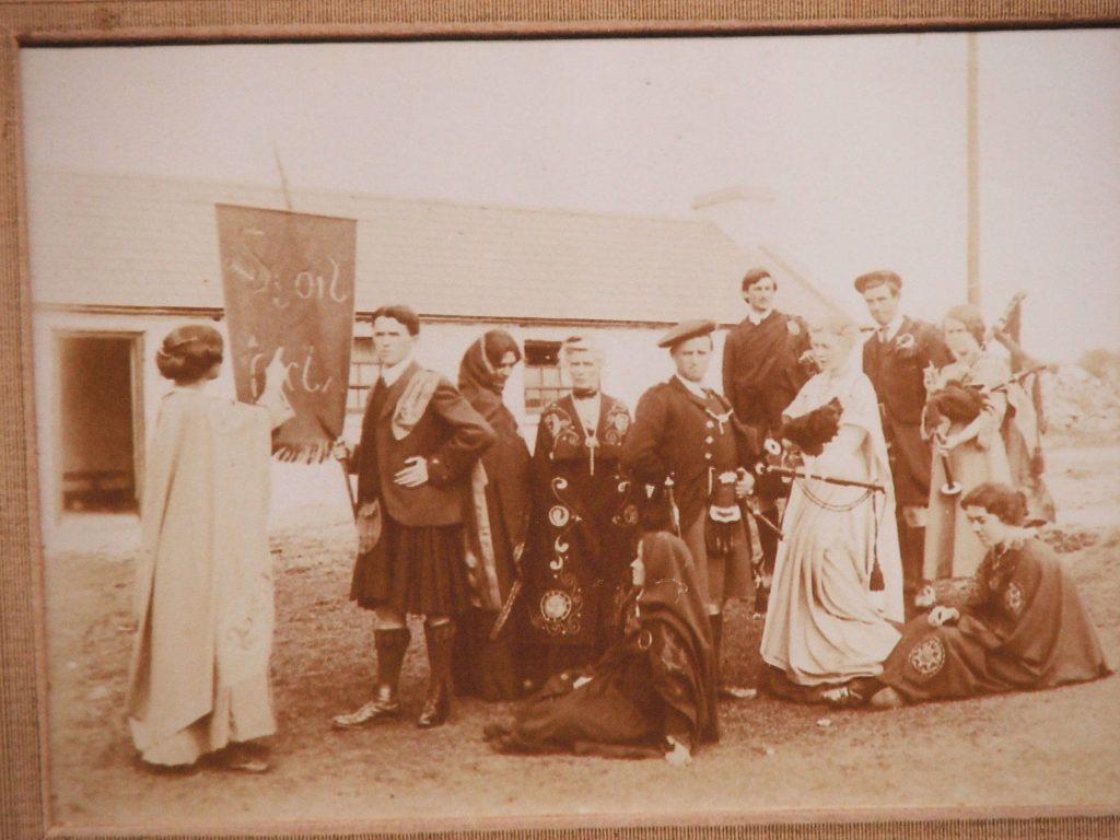 Scoil Acla 1910