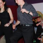 Damhsa ar an Sean Nós - Sean Nós Dancing