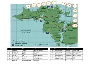Venue Map 2016