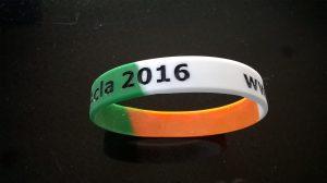 Wrist Band Image Front